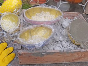 blog påskeæg i beton i forn