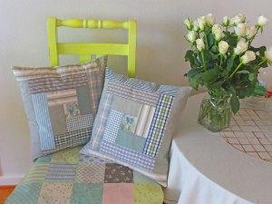 Min blog grønne puder